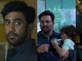 Actor R Madhavan who is debuting in the digital space with Amazon Original's digital series Breathe, before signing the project consulted with his 12-year-old son Vedaant.