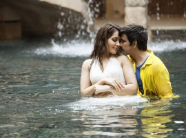 Touch Chesi Chudu is an upcoming Telugu movie starring Ravi Teja and Raashi Khanna in the lead role.