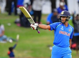 Adjudged the man-of-the-match, Manjot blasted an unbeaten 102-ball 101, studded with eight fours and three sixes, and, more importantly, was engaged in three half-century partnerships that denied Australia any hope of a comeback in the match. Chasing a modest 217, India got off to a flier with Manjot and skipper Prithvi Shaw (29 off 41; 4X4) piling up 71 runs for the opening stand.
