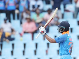 Opting to field first, the Indians rode on career best figures from wrist spinners Yuzvendra Chahal and Kuldeep Yadav to bundle out South Africa for a mere 118 runs. This was the lowest ever ODI total at this venue. India now lead the six-match series 2-0. Chahal returned figures of 5/22 while Yadav notched up 3/20 to justify India skipper Virat Kohli's decision to field first on winning the toss.