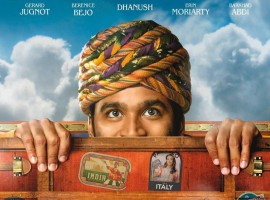 Dhanush shared the first poster f the film on his official Twitter handle. In the poster, he is seen wearing a colourful Rajasthani headgear.