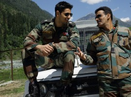 Aiyaary is an 2018 Bollywood action thriller film written, directed by Neeraj Pandey and produced by Shital Bhatia, Dhaval Gada & Motion Picture Capital.