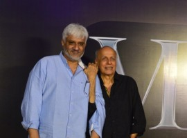 Joining him was a family friend Mahesh Bhatt who came in his support to encourage Vikram's new foray. The app was launched on the platform hosted by Brightcove, one of the pioneers of online video streaming and has been developed by Ecreeds.