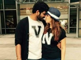 Director Vignesh Shivan is making sure everyone jealous on him by such a romantic picture with actress Nayanthara.