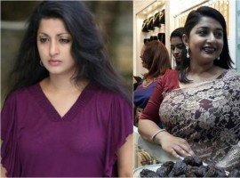Meera Jasmine - Then and now.