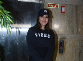 Sonakshi Sinha at the special screening of her upcoming film