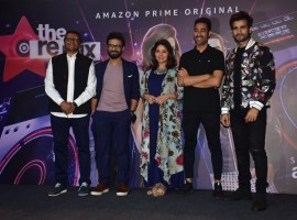Amazom Prime Video India has brought the first ever digital reality show to India with The Remix. It is a popular format abroad and Amazon has got it here in India.