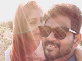 Nayanthara spends her holiday in US with her boyfriend Vignesh Shivan.