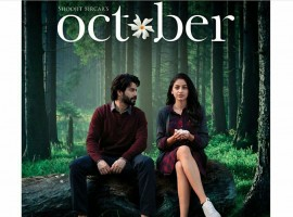 Actor Varun Dhawan has just released the new poster of October.