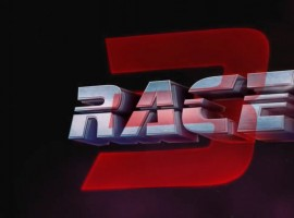 The motion picture features the logo action franchise, preceding which the words 'On your marks, Get set, Ready, Go!' feature setting off the thrill. Race 3 will be taking the action and thrill a notch higher in the third franchise. The logo too is edgier and promises an action bonanza this Eid.