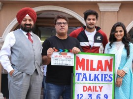 Director Tigmanshu Dhulia on Monday began the shoot of his next film