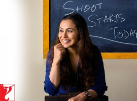 Hichki is an upcoming Bollywood drama film starring Rani Mukerji in the lead role.