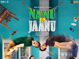 Here is the first look poster of Bollywood comedy drama movie Nanu Ki Jaanu directed by Faraz Haider. Starring Abhay Deol and Patralekhaa in the lead role.