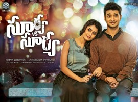 Nikhil Siddhartha and Tridha Choudhury in Surya Vs Surya