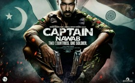 """Emraan Hashmi's Captain Nawab first look poster revealed today. Actor Emraan Hashmi took to micro-blogging site Twitter to reveal the first look of the film by tweeting: """"And here it is, my first home production movie !!..."""". Captain Nawab is an upcoming Bollywood action movie directed by Tony D'Souza, who earlier made Azhar with Emraan Hashmi. Actor Ajay Devgn will be his co-star in the film."""