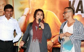 Bollywood actress Vidya Balan at Kahani 2 trailer launch.