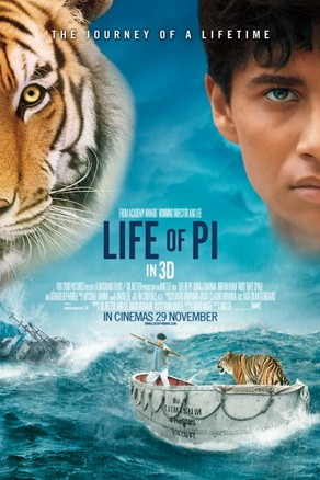 'Life of Pi'