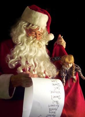Santa Claus This Christmas