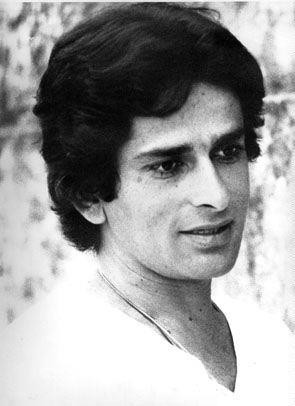 An old picture of yesteryears' Bollywood actor Shashi Kapoor. Image: (Facebook)