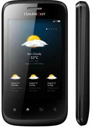 Bangladesh based smartphone manufacturer Symphony launches Android One A50
