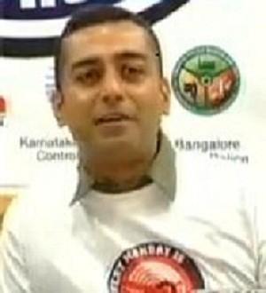 Pratham Motors CEO Samar Vikram Bhasin