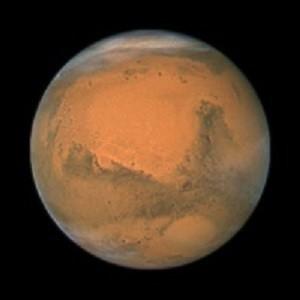 Mars image (NASA)