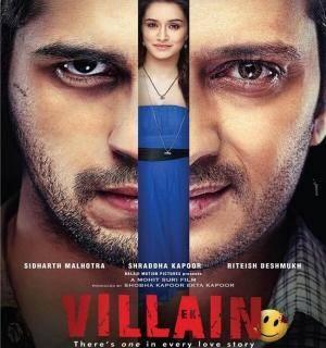 'Ek Villian' poster