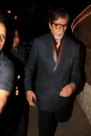 Amitabh Bachchan TB