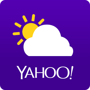 Yahoo updates their Android Weather App with animated effects