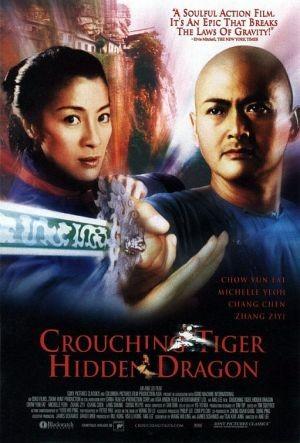 'Crouching Tiger, Hidden Dragon'