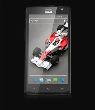 Xolo Q2000 with quad-core CPU Now Available in India for ₹14,296