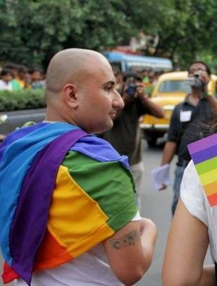 Swagat Shah, late gay rights activist and the founder of GLGBTPF