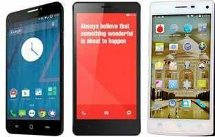 Head to Head Test: Xiaomi Redmi Note 4G vs Yu Yureka vs WickeLeak Wammy One