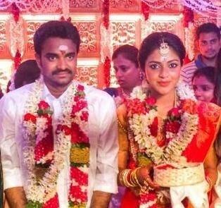 Amala Paul- Vijay wedding
