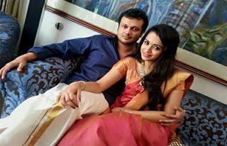 Trisha and Varun