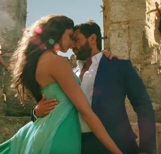 Deepika Padukone, Saif Ali Khan in 'Race 2'
