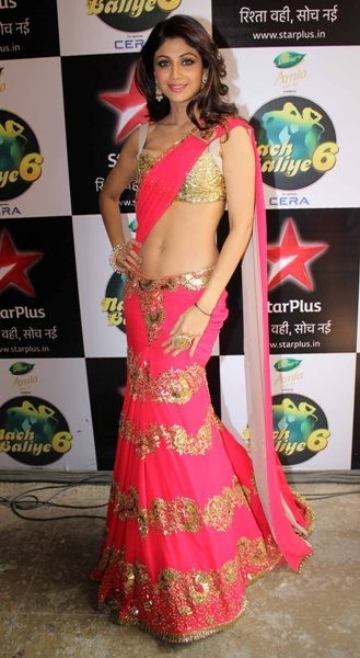 Shilpa Shetty on Nach Baliye Grand Finale