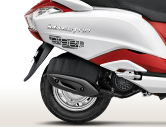 Hero to Launch 125cc Scooter Maestro Edge in India Soon