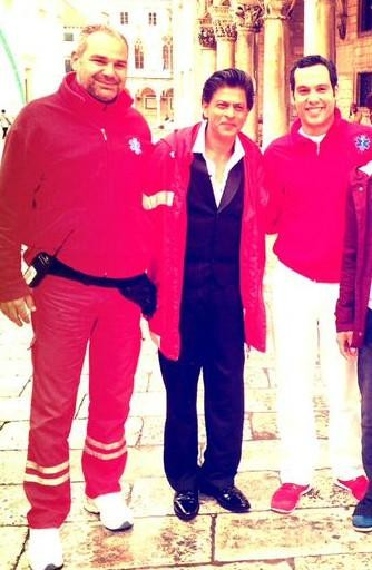 Shah Rukh Khan,Fan,upcoming film,on the sets,behind the scene,photos