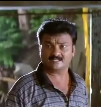 """Chitti Babu (YouTube/Screenshot from his film """"Sivakasi"""")"""