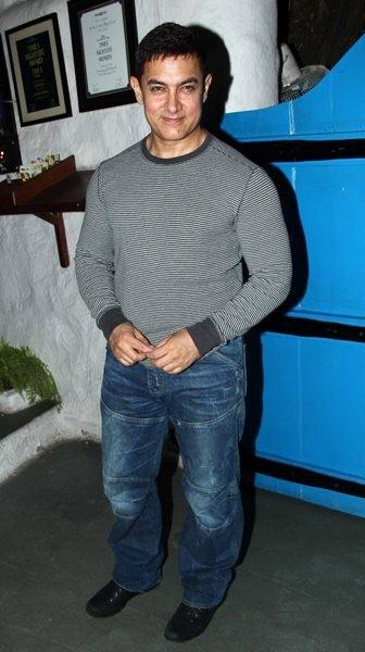 Aamir Khan at