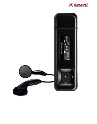 Transcend MP 330 MP3 Player 8 GB