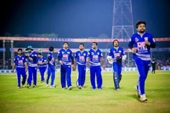 Karnataka Bulldozers to Face Mumbai Heroes in Semi Final Match (Facebook/ Karnataka Bulldozer's - CCL)