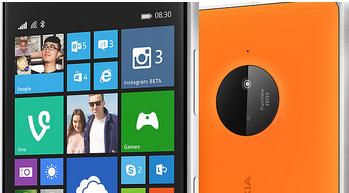 Lumia smartphones
