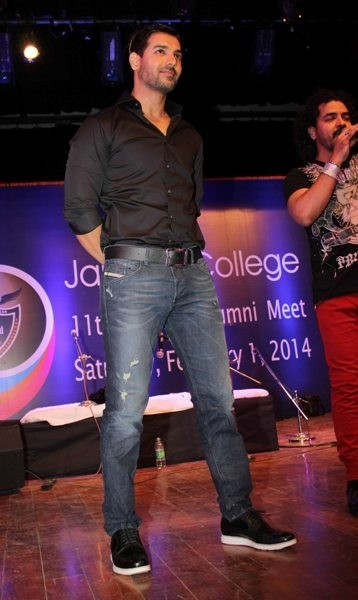 The 11th alumini meet of  Jai Hind Colleges