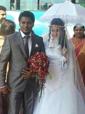 Mithra Kurien wedding