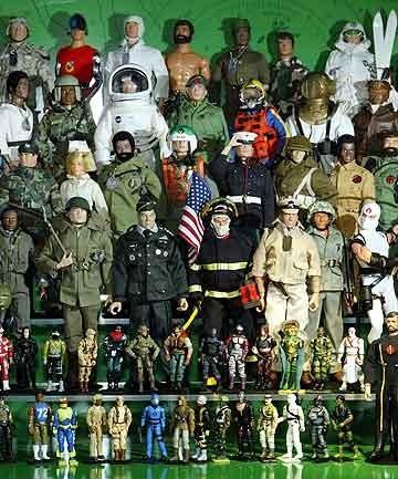 G.I.Joe action figurines/Reuters