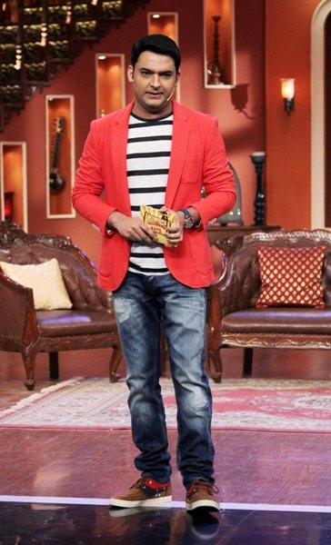 Kapil Sharma the host of Comedy Night With Kapil