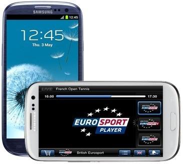 Samsung's Galaxy SIII