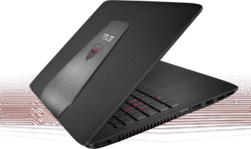 ASUS Launches New Gaming Laptop ROG GL552 in India